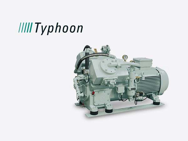 foto teaser commercial shipping typhoon sauer compressors